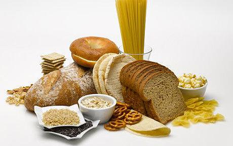 high carbohydrates foods
