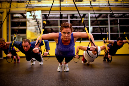 TRX Suspension 24 Hour Fitness Center Gym Health Club Workout Personal Trainer Weight Loss Boot Camp Interval CrossFit Frisco Roanoke Carrollton Princeton