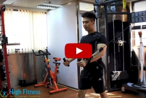 【胸肌健身教學 - Cable Cross】eDenki專訪High Fitness 私人健身教練 Francis Lam
